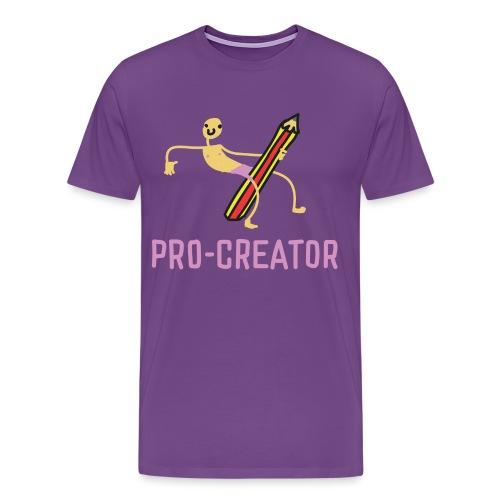 Pro Creator - Men's Premium T-Shirt