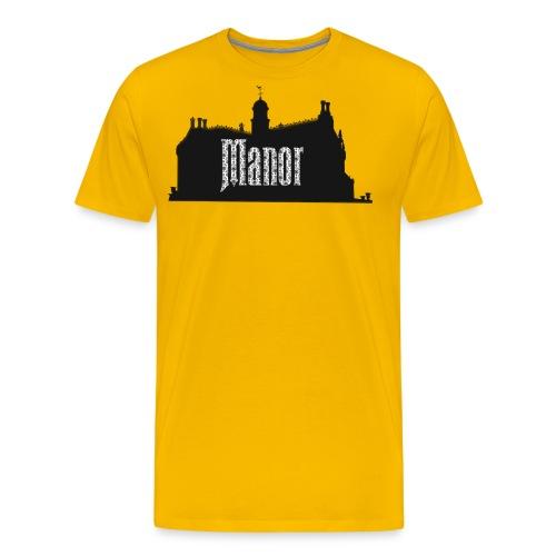 Manor - Men's Premium T-Shirt