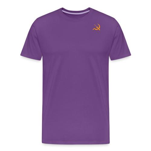 USSR logo - Men's Premium T-Shirt