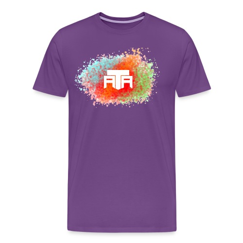 Paint png - Men's Premium T-Shirt
