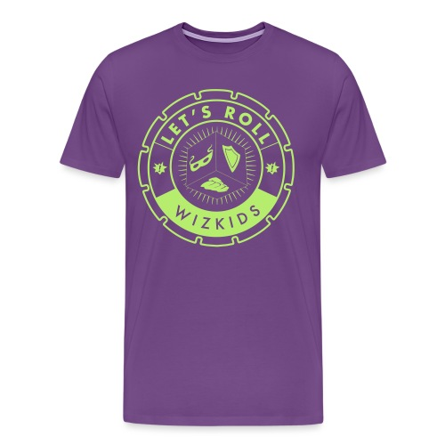 Dice Masters Let s Roll - Men's Premium T-Shirt