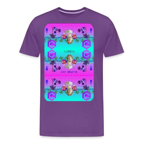 Aesthetisc Design - Men's Premium T-Shirt