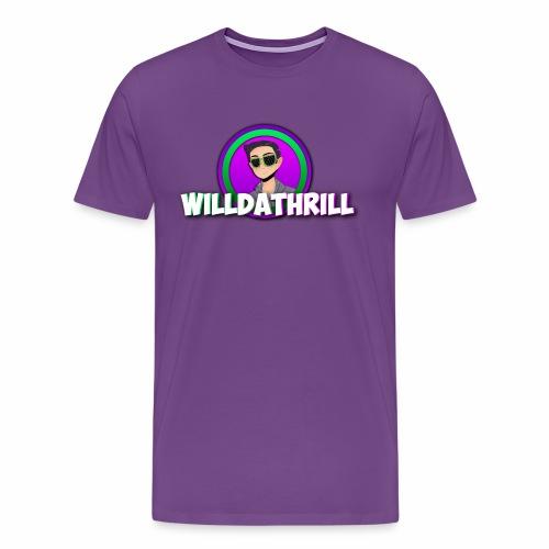 WillDaThrill Regular - Men's Premium T-Shirt