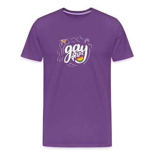 Gay Pride - Men's Premium T-Shirt