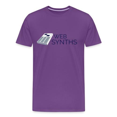 WebSynths - Men's Premium T-Shirt