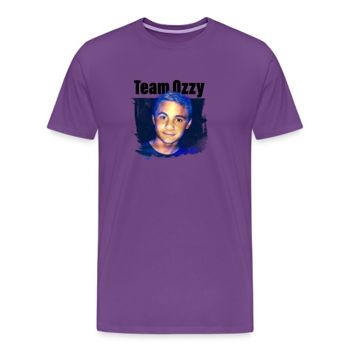 TEAM OZZY - Men's Premium T-Shirt