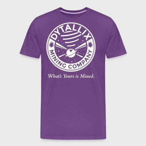 Star Trek - Dytallix - Men's Premium T-Shirt