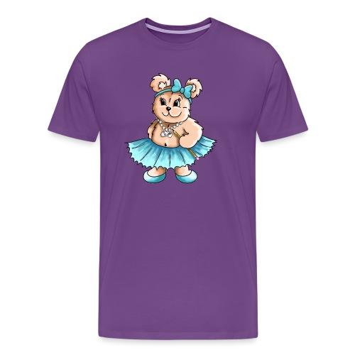 Miss Dee png - Men's Premium T-Shirt