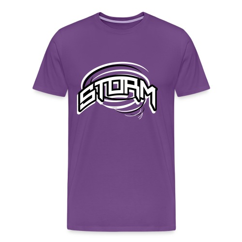 Storm Hockey - Men's Premium T-Shirt