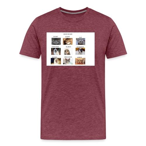 MOOD BOARD - Men's Premium T-Shirt