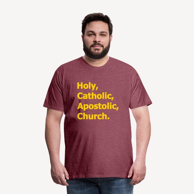 HOLY CATHOLIC APOSTOLIC CHURCH