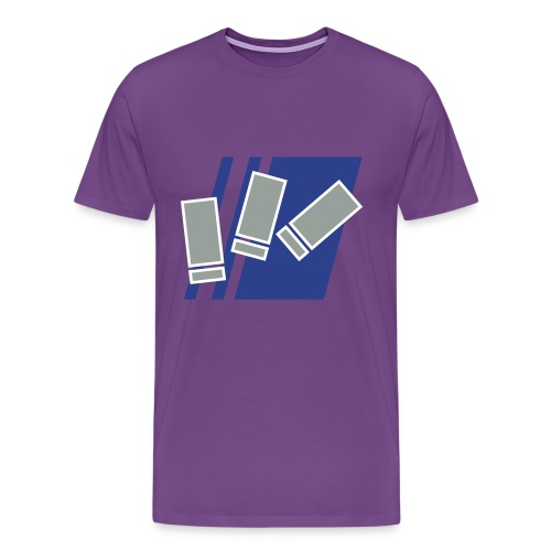 Urban Terror Icon - Men's Premium T-Shirt