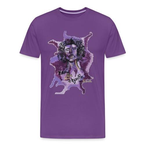 Know ThySelfie ART - Men's Premium T-Shirt