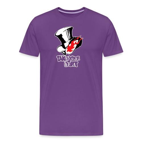 Persona 5 Mask - Men's Premium T-Shirt