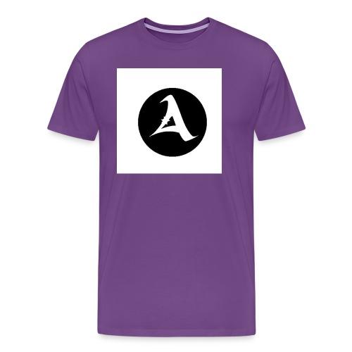 anguish logo png - Men's Premium T-Shirt