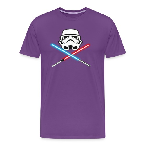 I AM AWESOME! - Men's Premium T-Shirt