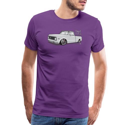 Short & Low C10 - Men's Premium T-Shirt