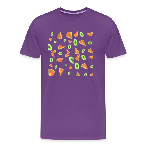 The PizzaCados - Men's Premium T-Shirt