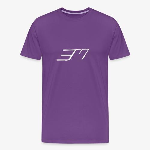3M White - Men's Premium T-Shirt