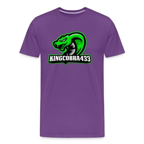 Kingcobra433 - Men's Premium T-Shirt