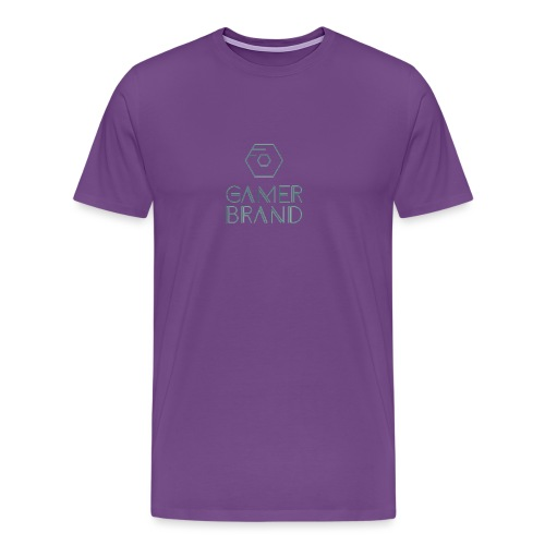 Gamer Brand Revolution - Men's Premium T-Shirt