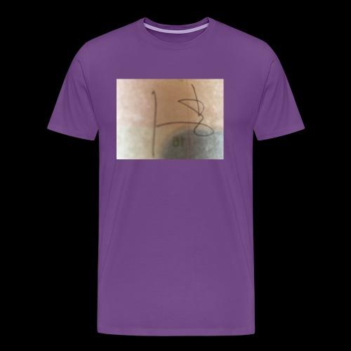 3F8A01D5 E08D 4B9C BEB2 5EB36D924760 - Men's Premium T-Shirt