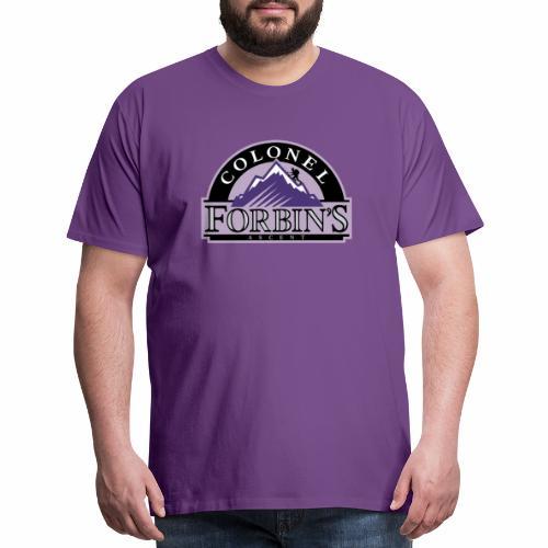 Colonel Forbin's - Men's Premium T-Shirt