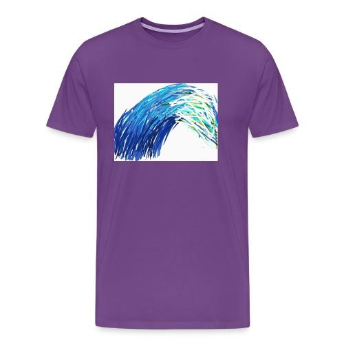 53F78497 64C8 4D35 9B47 1BAB160C99DC - Men's Premium T-Shirt