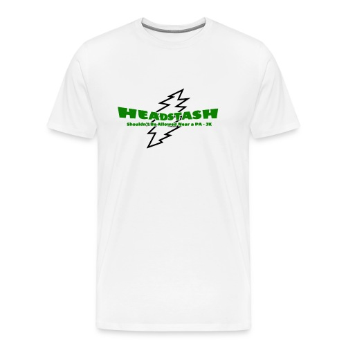 Headstash T-Shirts - Men's Premium T-Shirt