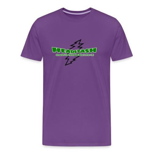 Headstash T-Shirts - Men's Premium T-Shirt
