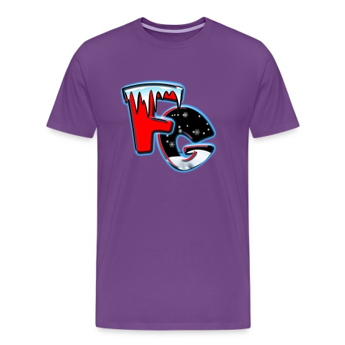 New Freezer Gang LOGO - Men's Premium T-Shirt