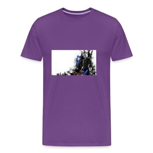 nero - Men's Premium T-Shirt