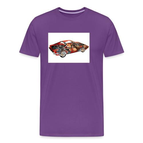 FullSizeRender mondial - Men's Premium T-Shirt