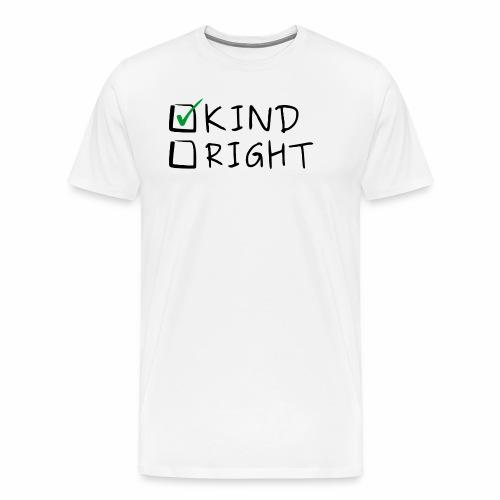 Choose Kind Anti-Bullying - Men's Premium T-Shirt