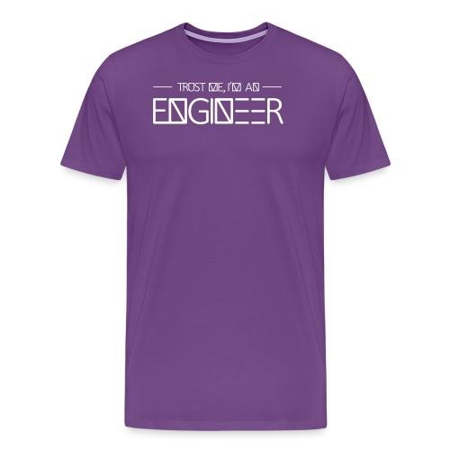 tust_me_-_engineer - Men's Premium T-Shirt