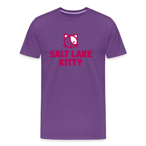 Salt Lake Kitty 2 - Men's Premium T-Shirt
