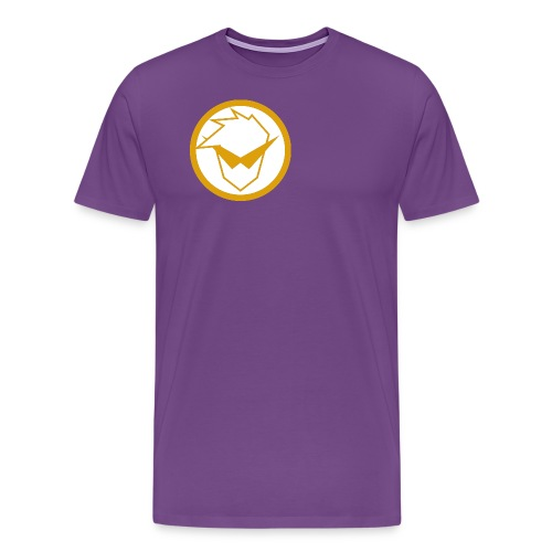 FG Phone Cases (Pure Clean Gold) - Men's Premium T-Shirt