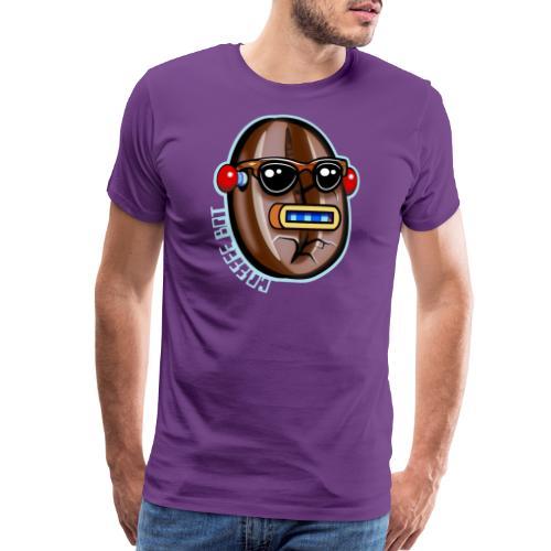 Coffee Bot - Men's Premium T-Shirt