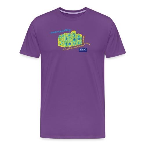 NSCAD Academy Campus - Men's Premium T-Shirt