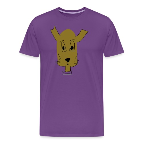 ralph the dog - Men's Premium T-Shirt