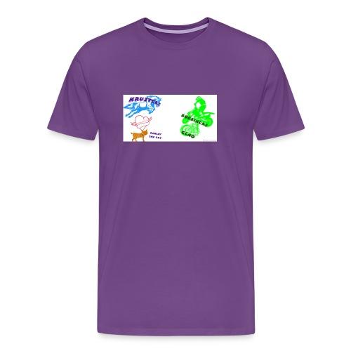 The sqaud merch - Men's Premium T-Shirt