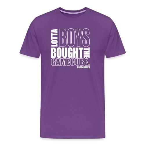 Lotta Boys - Gamecube - Men's Premium T-Shirt