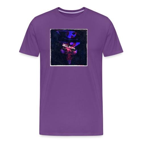 JELLALIAN OFFICIAL(COLOR BLAST EDITION) - Men's Premium T-Shirt