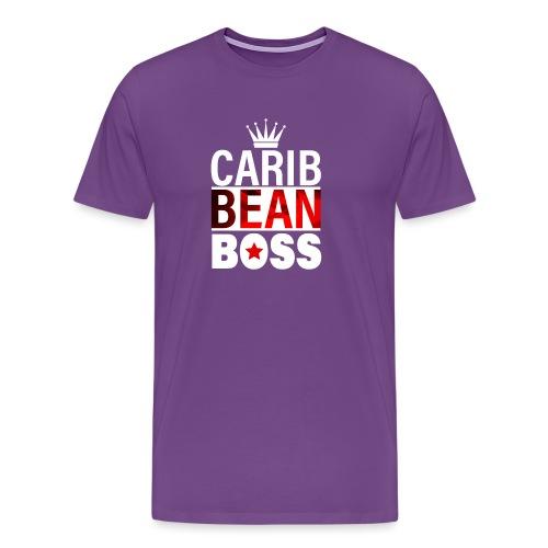 Caribbean Boss - Men's Premium T-Shirt