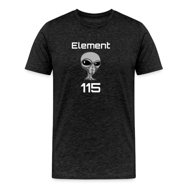 Element 115 Moscovium Alien Fuel