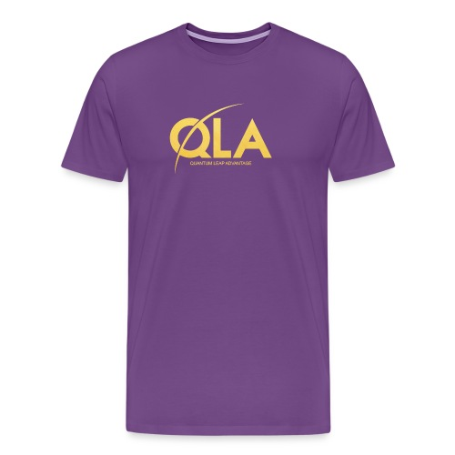 quantum leap advantage QLA - Men's Premium T-Shirt