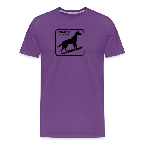 Dingo Flour - Men's Premium T-Shirt
