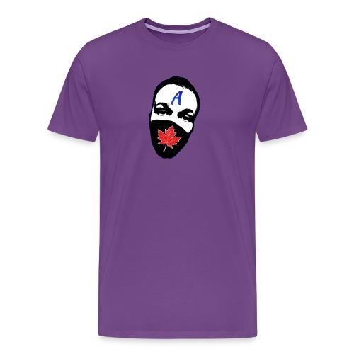 STA Logo - Men's Premium T-Shirt