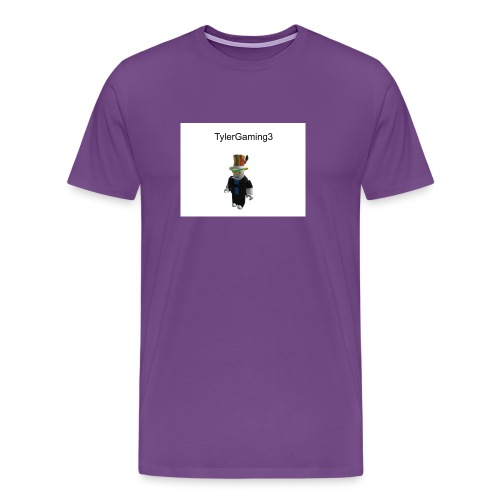 TylerGaming3 Roblox - Men's Premium T-Shirt