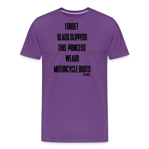 GLASS SLIPPER - Men's Premium T-Shirt
